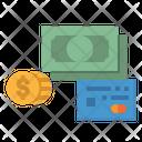 Money Bills Coin Icon