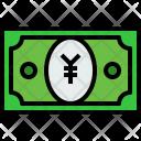 Money Bill Finance Icon