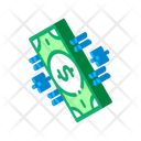 Money Banknote Bank Icon