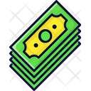 Bills Dollar Bills Money Icon