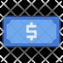 Money Banknote Dollar Icon