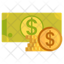 Money Dallor Currency Icon