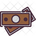 Bank Business Cash Icon