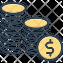 Money Wealth Riches Icon