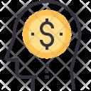 Money Finance Mind Icon