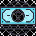 Money Exchange Note Icon