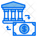 Money Banking Change Icon