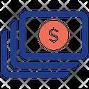 Seo Money Statistics Strategy Icon
