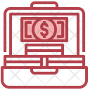 Money Values Banknotes Icon