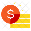 Money Finance Coins Icon