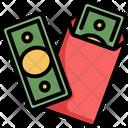 Money Envelope Chinese New Year Icon