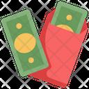 Money Envelope Red Icon