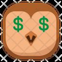 Money Owl Icon
