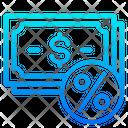 Money Finance Discount Icon