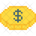 Money Coin Dollar Icon