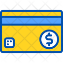 Money Card Debit Icon