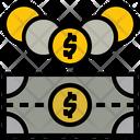 Money Law Justice Icon