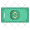 Money Dollar Cash Dollar Note Icon