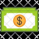 Money Cash Rupees Icon