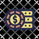 Money Cash Coin Icon