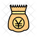 Money Bag Currency Icon