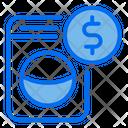 Money Wash Laundry Icon
