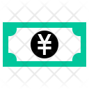 Money Yen Currency Icon