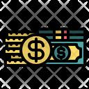 Money Coin Cash Icon