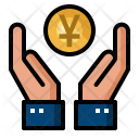 Money Recycle Yuan Icon