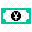 Money Yuan Currency Icon