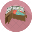 Money Notes Card Icon