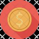 Money Business Dollar Icon