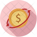 Money Exchange Change Icon