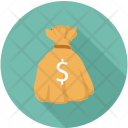 Money Bag Finance Icon