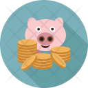 Money Bank Box Icon
