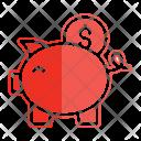 Money Back Finance Icon