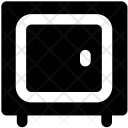 Money Box Cash Icon