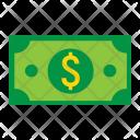 Money Dollar Cash Icon