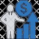 Money Analysis Icon