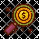 Money Analytic Icon