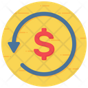 Money Transfer Fund Transfer Currency Transfer Icon