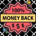 Mmoney Back Guarantee Money Back Gurantee Guarantee Icon