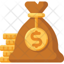 Money Bag Finance Icon