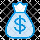 Money Bag Cash Icon