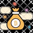 Money Bag Savings Investment Icon