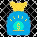 Money Bag Investment Invest Icon