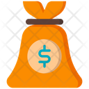 Money Bag Finance Budget Icon