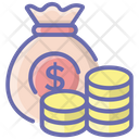 Money Bag Money Sack Cash Icon