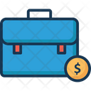 Money Bag Dollar Currency Bag Icon