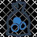 Investment Cash Moneybag Icon